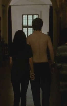 NM Holding hands