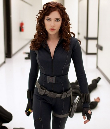 Natasha Romanov/Black Widow