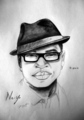 Ne-Yo Drawing