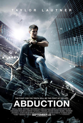 New Abduction Poster