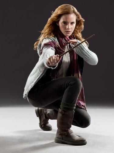 New Hermione Promo