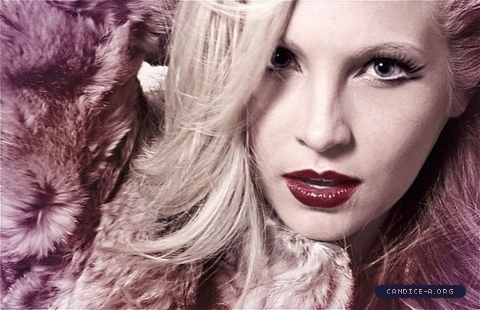 New outtake of Candice for CH2 magazine [October 2010]!