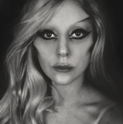 Nick Knight 사진 shoot [Born This Way]