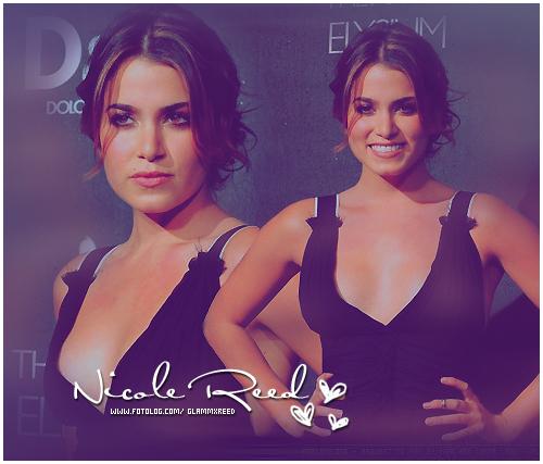 Nikki Reed.