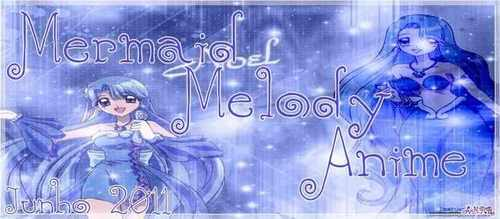 Noel, Mermaid Melody kertas dinding probably containing Anime entitled Noel banner