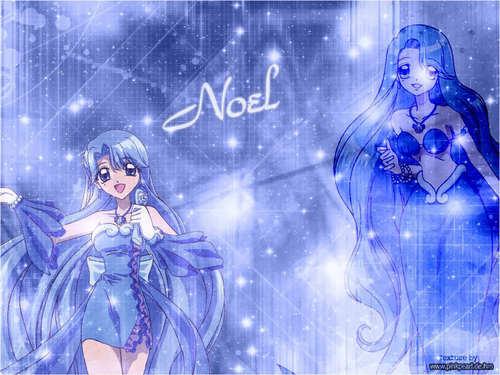 Noel, Mermaid Melody wallpaper called Noel