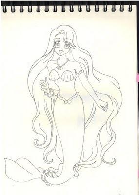 Noel, Mermaid Melody kertas dinding probably with Anime titled Noel