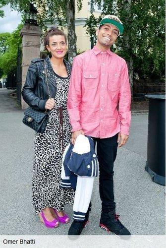 Omer & his sister