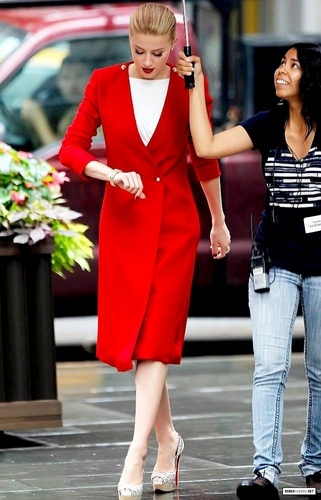 On the Set - June 23, 2011