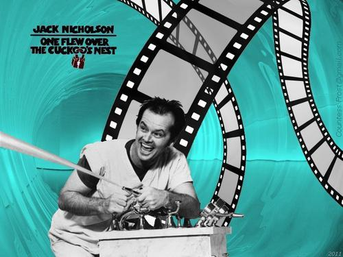Filem kertas dinding called One Flew Over The Cuckoo's Nest