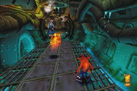 One Level in Crash 2 ou 3 cant remember