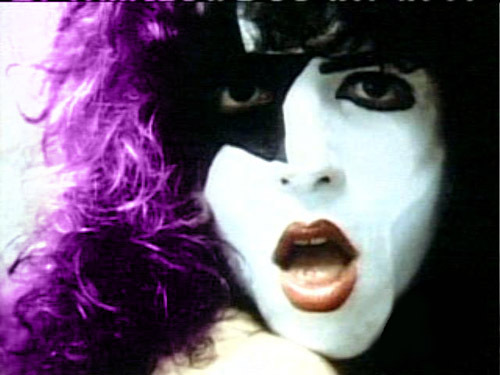 KISS wallpaper entitled PAUL STANLEY