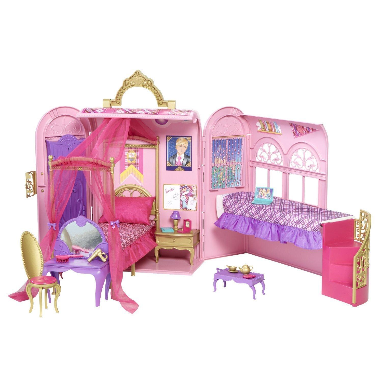 Barbie Room: Barbie Movies Images PCS Playset: Blair's Room HD