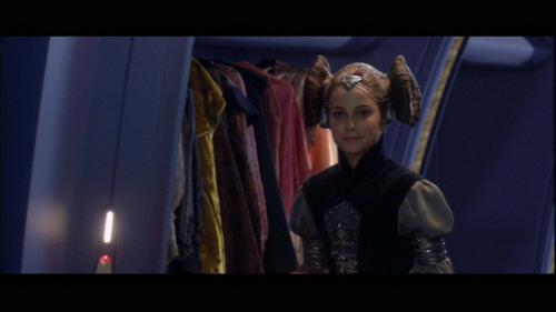 Padme's closet