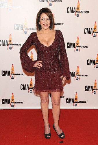 Patricia Heaton karatasi la kupamba ukuta probably with bare legs, a hip boot, and a playsuit entitled Patricia Heaton