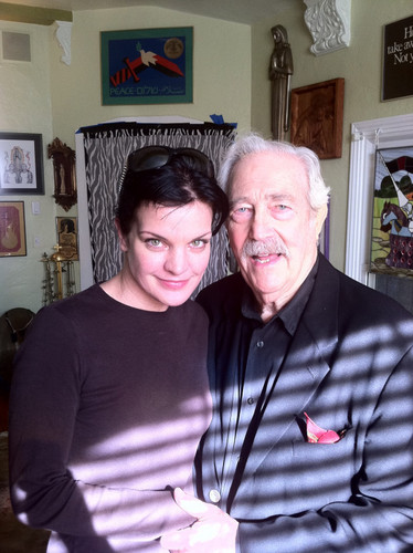 Pauley & James Karen - pauley-perrette Photo