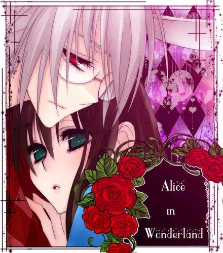 Peter x Alice~