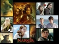 Prince Caspian / Dawn Treader collage