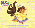 Princess Dora Wallpaper - dora-the-explorer wallpaper