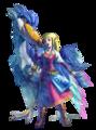 Princess Zelda - Artwork
