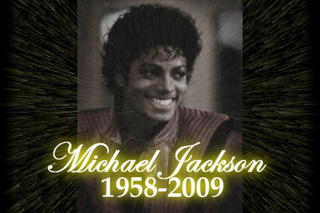 R.I.P. Michael Jackson 25.Juny