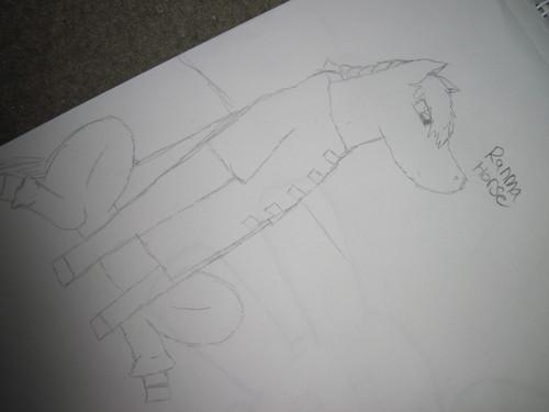 RANMA HORSE!!!