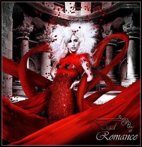 lady gaga bad romance album - photo #33