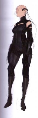 Resident Evil 5- Jill concept
