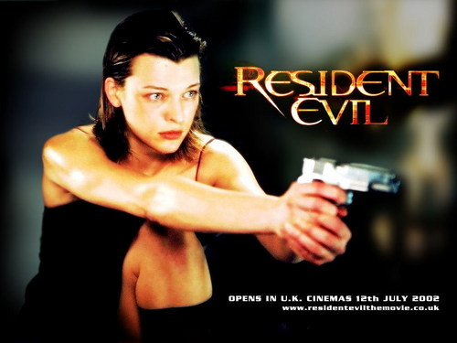 Resident Evil Movie 壁纸 called Resident Evil Movie