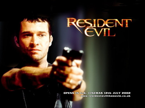 Resident Evil Movie 壁纸 possibly with 日本动漫 entitled Resident Evil Movie