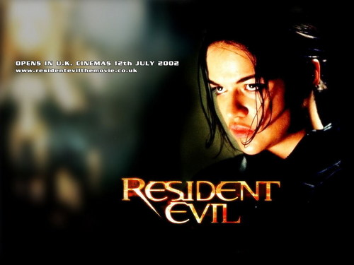 Resident Evil Movie वॉलपेपर possibly with ऐनीमे titled Resident Evil Movie