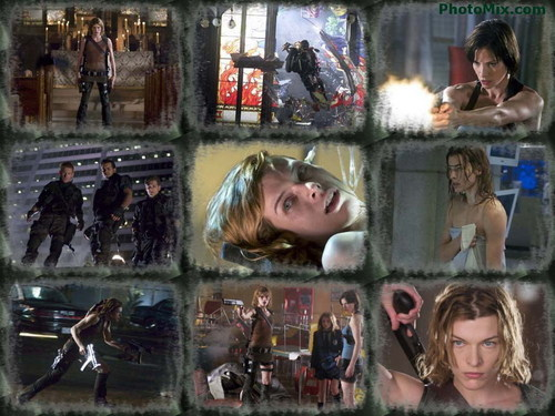 Resident Evil Movie wallpaper called Resident Evil Movie