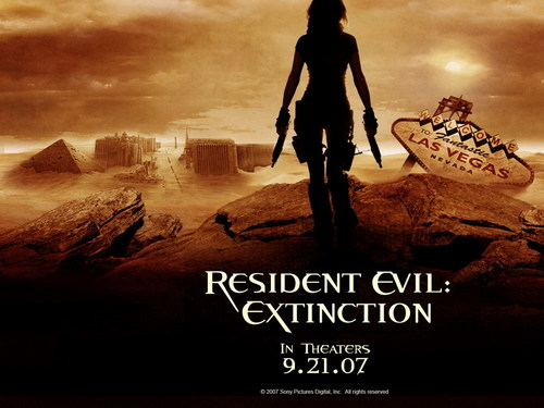 Resident Evil Movie वॉलपेपर called Resident Evil Movie
