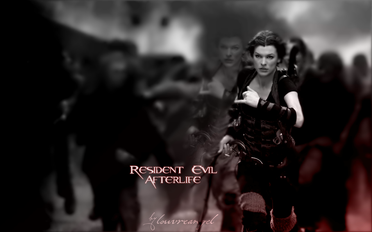 Resident Evil Movie - Resident Evil Movie Wallpaper ...