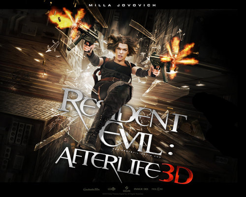 Resident Evil Movie 壁纸 possibly with a 火, 消防 and a 音乐会 titled Resident Evil Movie