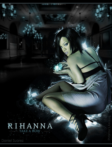 Rihanna ― Take A Bow