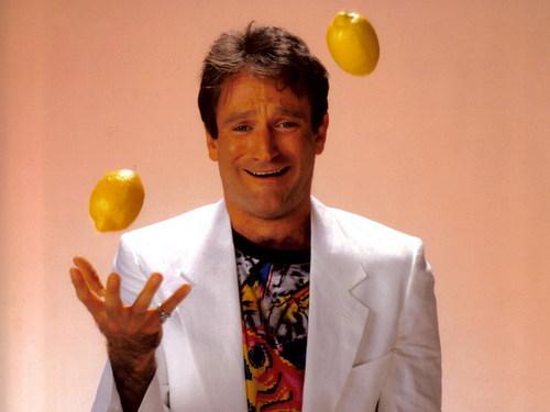 罗宾·威廉姆斯 壁纸 entitled Robin Williams