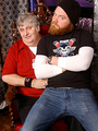 Ryan Dunn and Vito