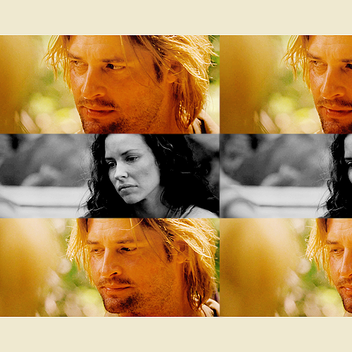 Sawyer and Kate