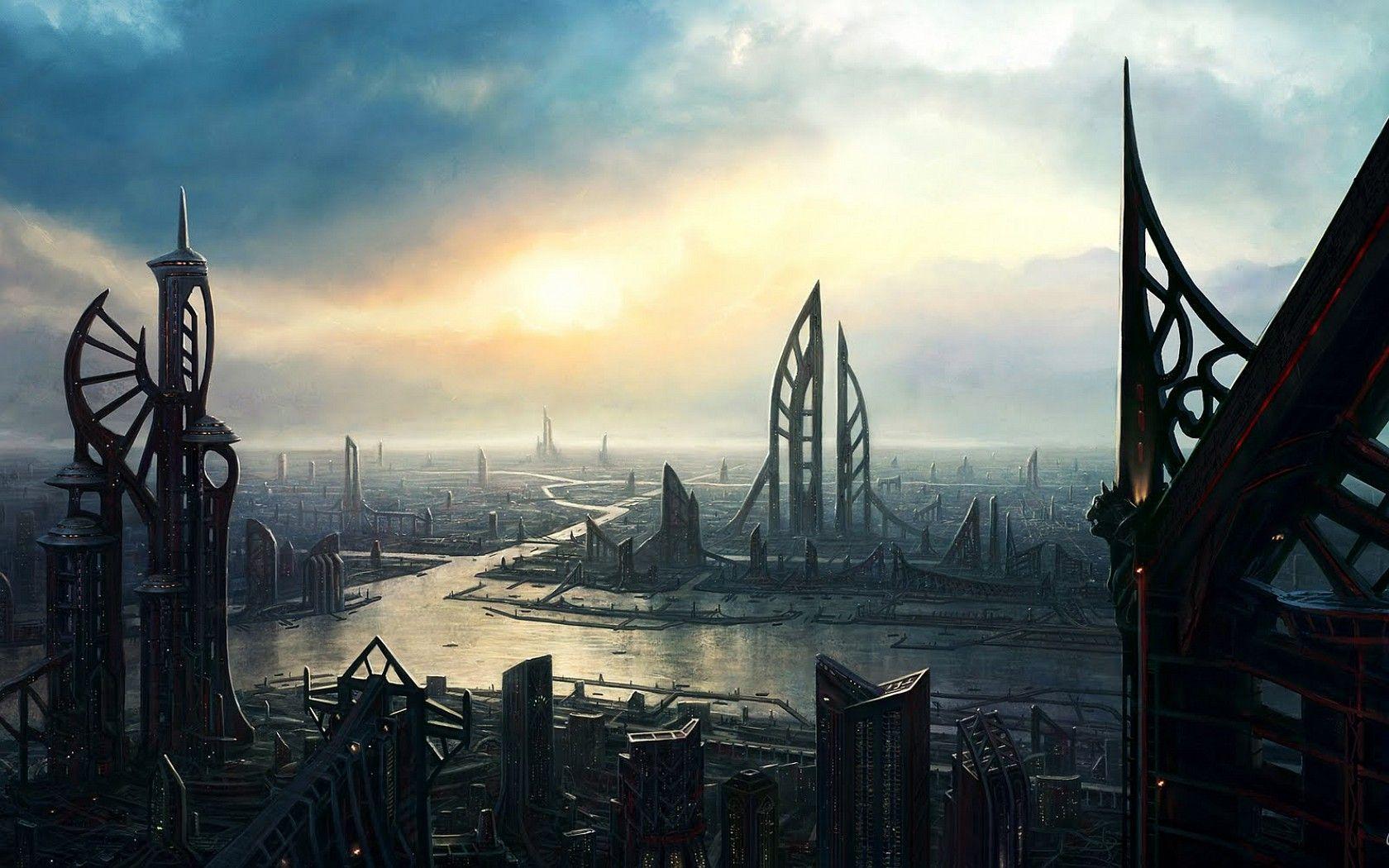 ScifiCities