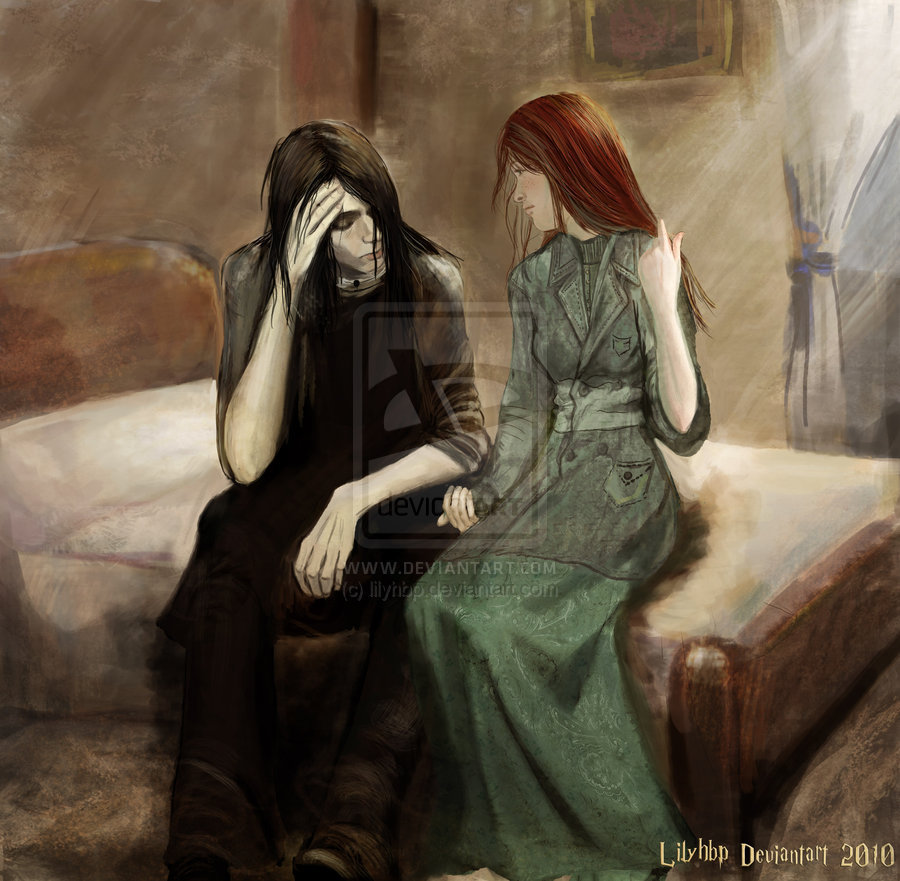 severus and lily - photo #6