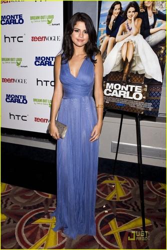 Selena Gomez: 'Monte Carlo' Screening!