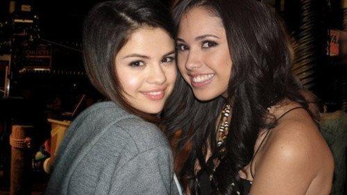 Selena Gomez and ジャスミン Villegas