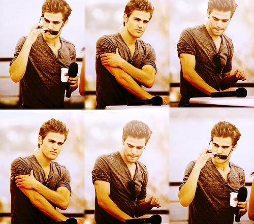 Sexy Paul..