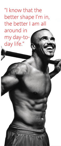 Shemar in Maximum Fitness