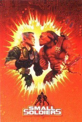 The 90s wallpaper with anime called Small Soldiers