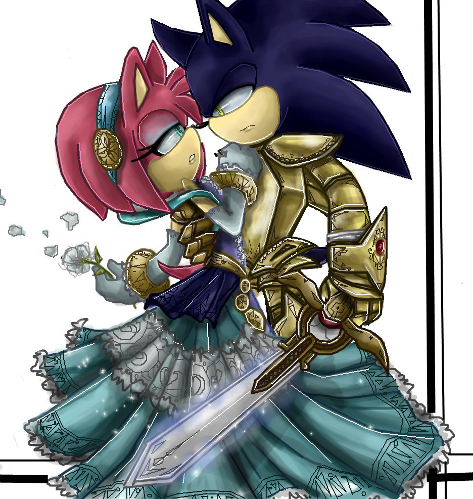 Sonic And The Black Knight Images Sonamy HD Wallpaper Background Photos