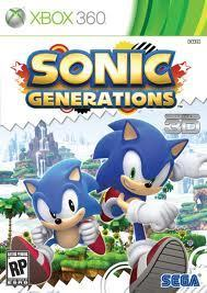 Sonic Generation XBox360