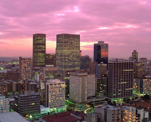 South Africa, Johannesburg