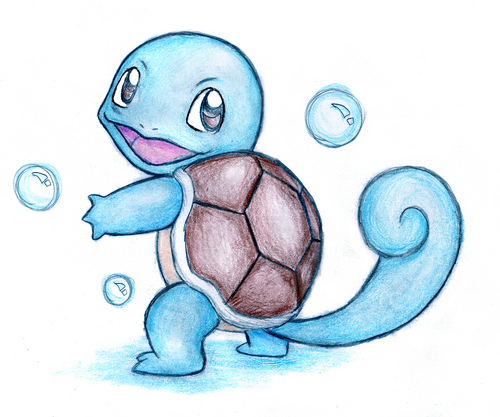 Pokémon wallpaper called Squirtle